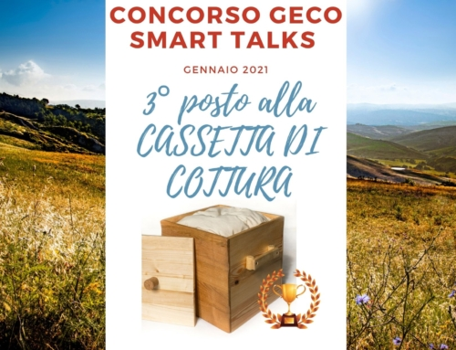 La cassetta di cottura sale sul podio! Geco Smart Talks 2021